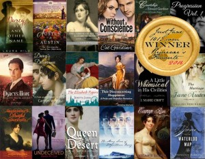 Just Jane 1813 Reviewers Favorite Award for Darcy By Any Other Name
