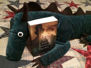5 Claws for Darcy from Book Dragon