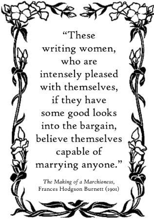 Burnett-Those-Writing-Women
