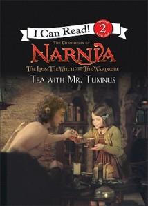 Tea with Mr Tumnus