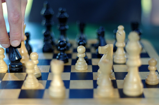 """The Decisive Move"" Photo: Sam (Creative Commons Flickr)"