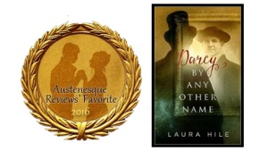 2016 Favorites Award Austenesque Reviews